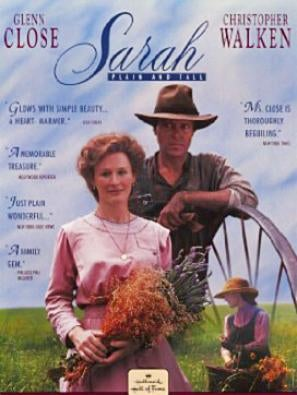 Sarah, Plain and Tall tv poster