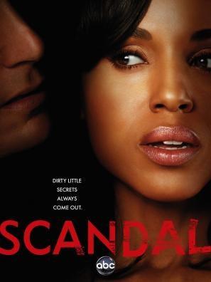Scandal tv poster