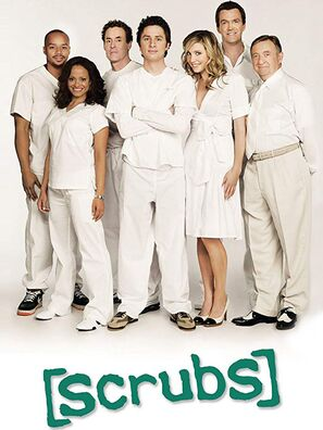 Scrubs tv poster