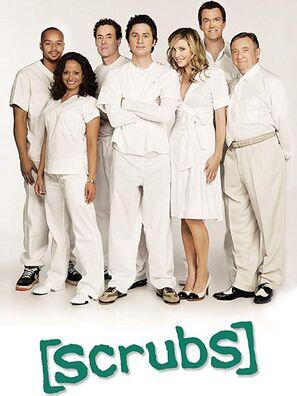 Scrubs tv poster