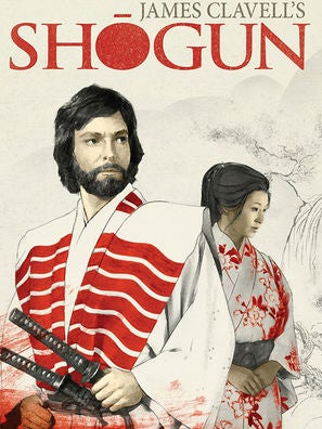 Shogun tv series poster