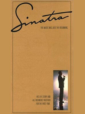 Sinatra TV series poster