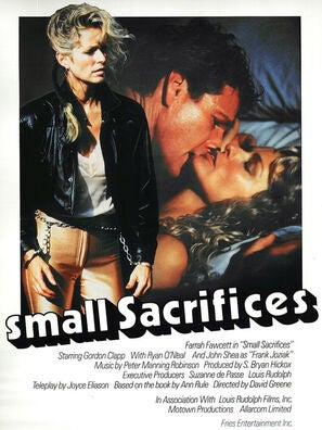 Small Sacrifices tv movie poster