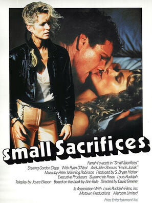 Small Sacrifices tv movie poster