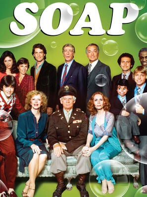 Soap tv series poster