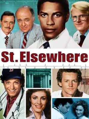 St. Elsewhere tv poster