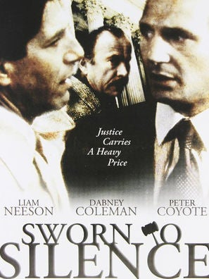 Sworn To Silence tv series poster