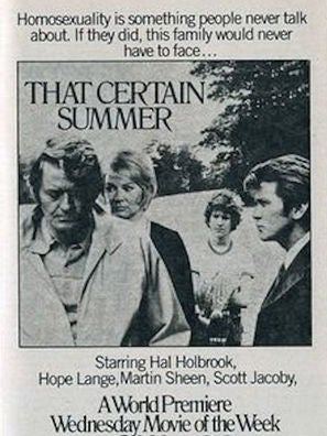 That Certain Summer tv movie poster