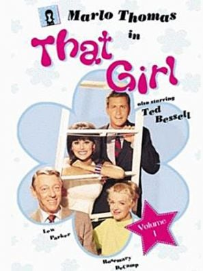 That Girl tv poster
