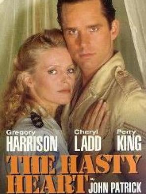 The Hasty Heart tv movie poster
