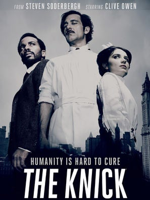 The Knick tv series poster