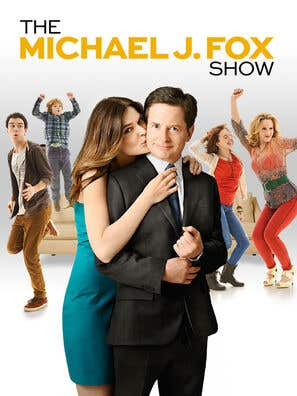 The Michael J. Fox Show tv poster