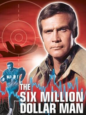 The Six Million Dollar Man tv series poster