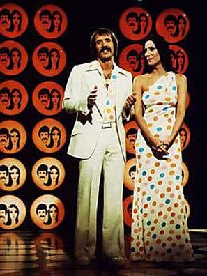 The Sonny and Cher Comedy Hour tv poster