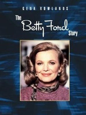 The Betty Ford Story tv movie poster