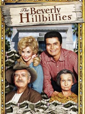 The Beverly Hillbillies tv poster