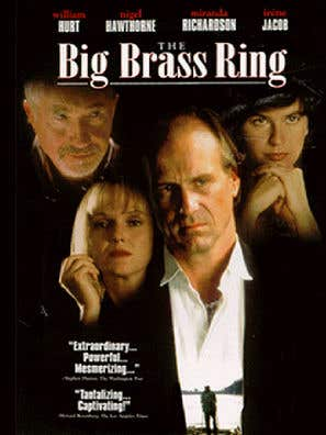 The Big Brass Ring movie poster