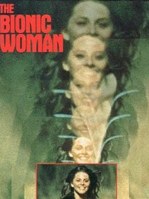 The Bionic Woman tv series poster