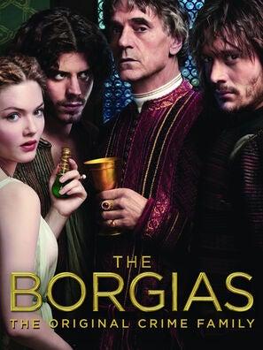The Borgias movie poster
