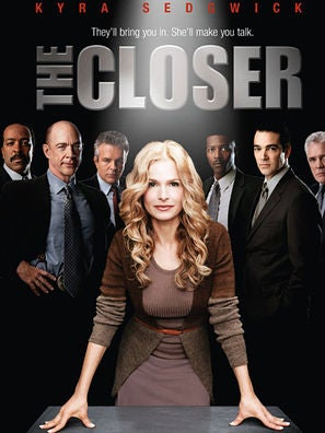 The Closer tv series poster