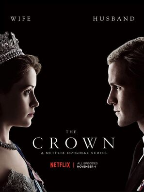The Crown tv poster