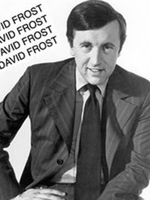 The David Frost Show tv poster