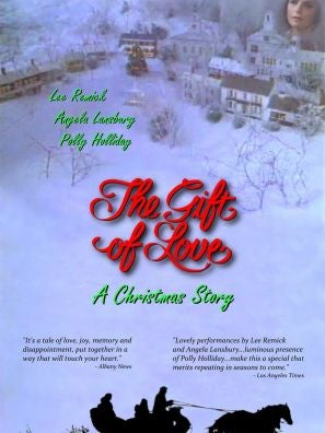 The Gift of Love: A Christmas Story tv poster