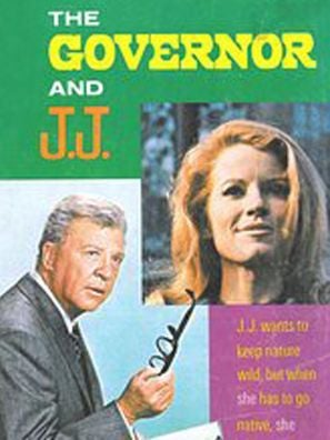 The Governor and J. J. tv poster