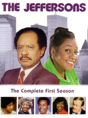The Jeffersons tv series poster
