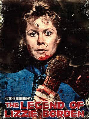 The Legend of Lizzy Borden tv movie poster