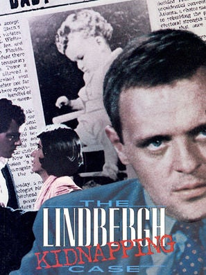 The Lindbergh Kidnapping Case tv movie poster