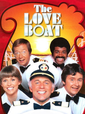 The Love Boat tv poster