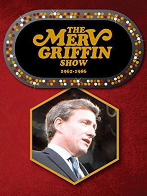 The Merv Griffin Show tv poster