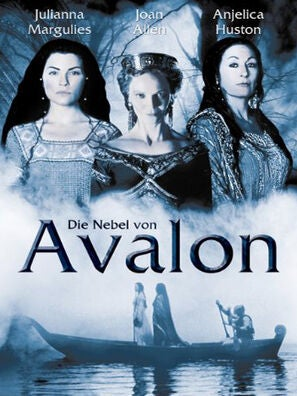 The Mists of Avalon tv poster