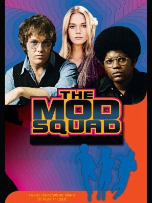 The Mod Squad tv poster