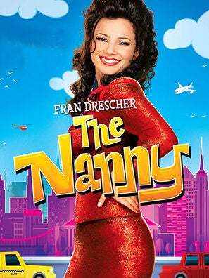 The Nanny poster