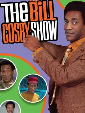 The New Bill Cosby tv show poster