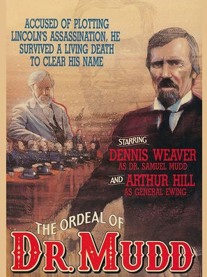 The Ordeal of Dr. Mudd tv movie poster