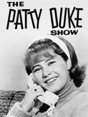 The Patty Duke Show tv poster