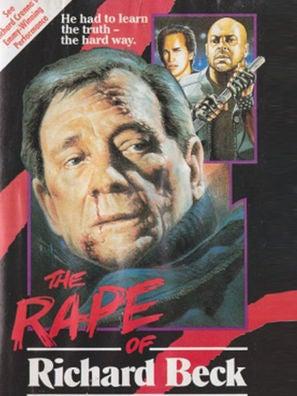 The Rape of Richard Beck tv poster