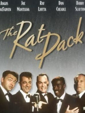 The Rat Pack tv movie poster