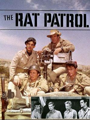 The Rat Patrol tv poster