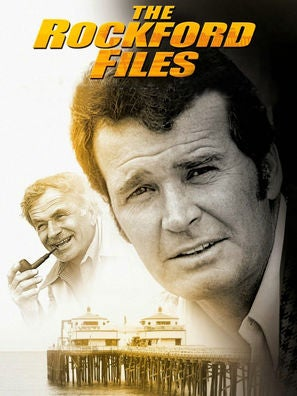 The Rockford Files tv poster