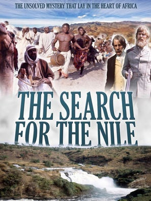 The Search for the Nile tv special poster
