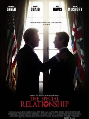 The Special Relationship TV movie poster