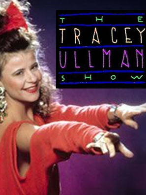 The Tracey Ullman Show tv poster