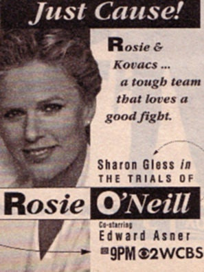 The Trials of Rosie O'Neill tv series poster