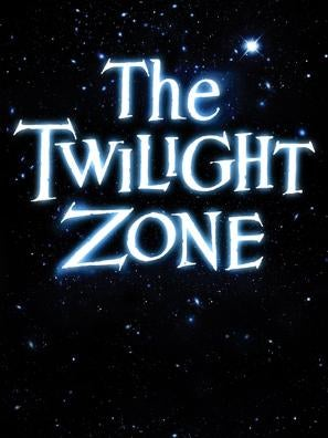 The Twilight Zone tv poster