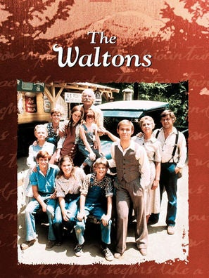 The Waltons tv poster