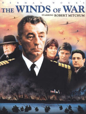 The Winds of War movie poster